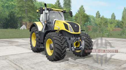New Holland T7.290&T7.315 for Farming Simulator 2017