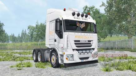 Iveco Stralis Bruno for Farming Simulator 2015