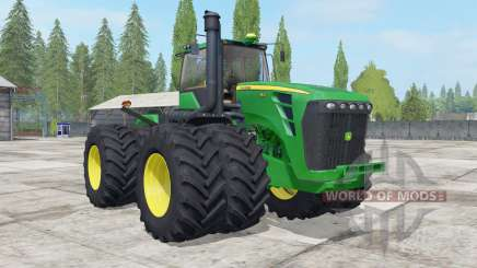 John Deere 9330-9630 for Farming Simulator 2017