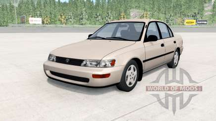 Toyota Corolla sedan 1993 for BeamNG Drive
