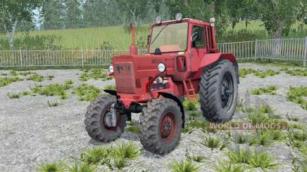 MTZ-82 Belarus open doors for Farming Simulator 2015