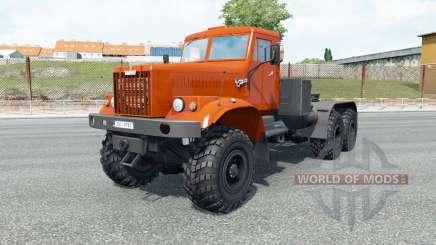 KrAZ-258 for Euro Truck Simulator 2