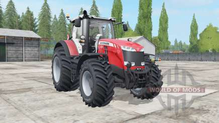 Massey Ferguson 8727-8737 for Farming Simulator 2017
