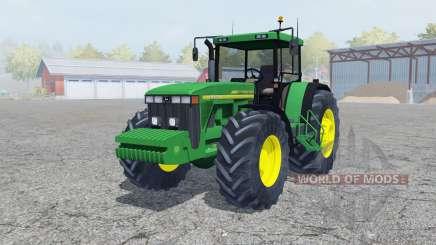 John Deere 8410 north texas green for Farming Simulator 2013