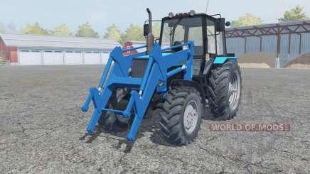 MTZ-1221 Belarus Fontanny loader for Farming Simulator 2013