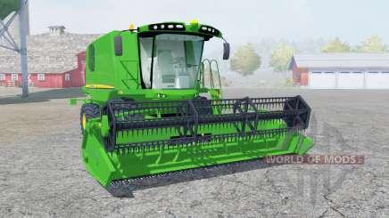 John Deere W540 pantone green for Farming Simulator 2013