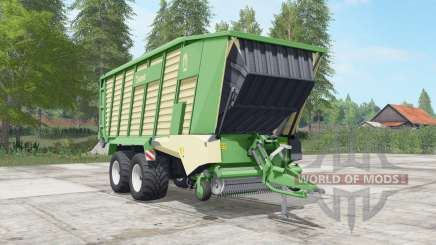 Krone ZX 430 GD fern for Farming Simulator 2017