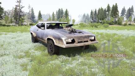 Interceptor for MudRunner