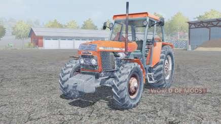 Ursus 1224 manual ignition for Farming Simulator 2013