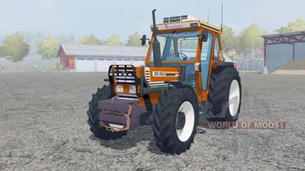 Fiat 90-90 DT front loader for Farming Simulator 2013