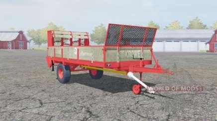 Krone Optimat 2.5 for Farming Simulator 2013