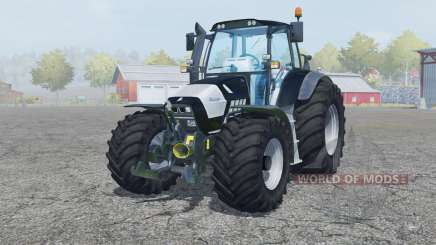 Lamborghini R6.135 VRT Black Beauty for Farming Simulator 2013