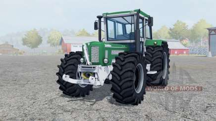 Schluter Super 1500 TVL munsell green for Farming Simulator 2013