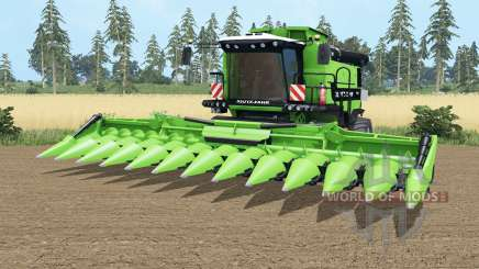 Deutz-Fahr 7545 RTS pastel green for Farming Simulator 2015