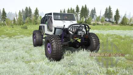 Jeep Wrangler Unlimited Rubicon (TJ) 2005 for MudRunner