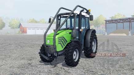 Deutz-Fahr Agroplus 77 Forest Edition for Farming Simulator 2013