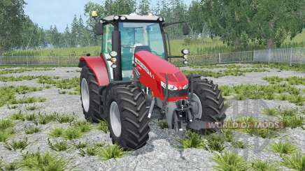 Massey Ferguson 5712 Dyna-VT for Farming Simulator 2015