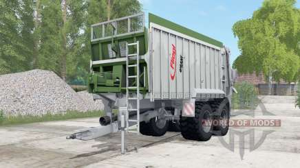 Fliegl Gigant ASW 268 manure for Farming Simulator 2017