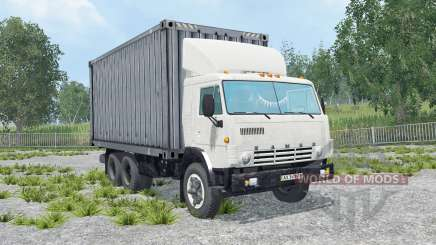 KamAZ-53212 container for Farming Simulator 2015