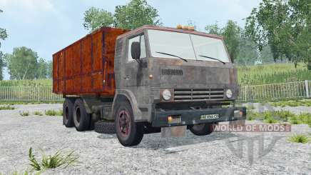 KamAZ-53212 rusty for Farming Simulator 2015