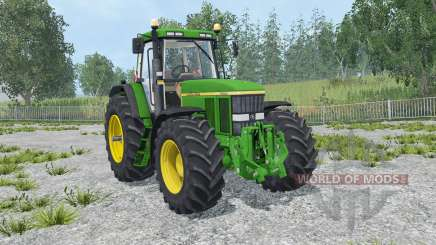 John Deere 7810 washable for Farming Simulator 2015