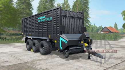 Strautmann Tera-Vitesse CƑS 5201 DO for Farming Simulator 2017