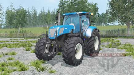 New Holland T7.310 Blue Power for Farming Simulator 2015