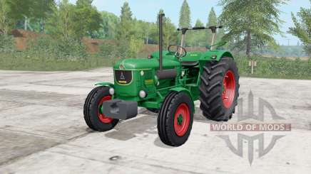 Deutz D 6005 1967 for Farming Simulator 2017