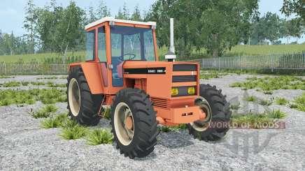 Renault 1181-4 salmon for Farming Simulator 2015