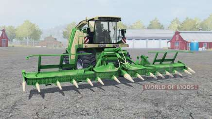 Krone BiG X 650 little beast for Farming Simulator 2013
