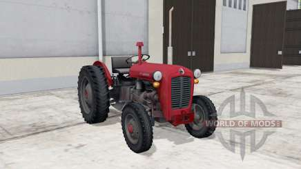 IMT 533 DeLuxe french raspberry for Farming Simulator 2017