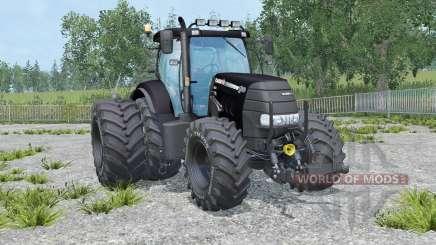 Case IH Puma 160 CVX dual rear wheels for Farming Simulator 2015