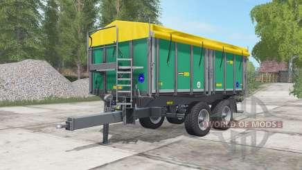 Oehler TDK 200 P munsell green for Farming Simulator 2017