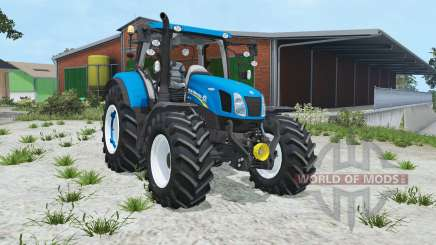 New Holland T6.120-175 for Farming Simulator 2015
