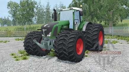 Fendt 936 Vario spanish green for Farming Simulator 2015
