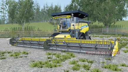 New Holland CR10.90 ATI 4X4 QuadTrac for Farming Simulator 2015
