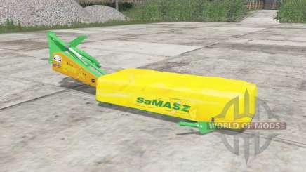SaMASZ Samba 240 for Farming Simulator 2017