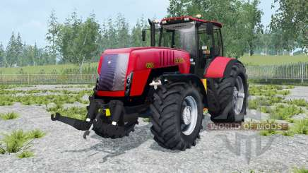 MTZ-Belarus 4522 for Farming Simulator 2015