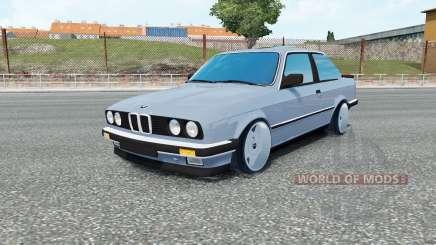 BMW 320i coupe (E30) 1982 for Euro Truck Simulator 2