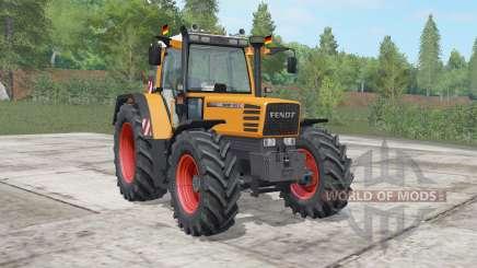 Fendt Favorit 511-515 C more parts for Farming Simulator 2017
