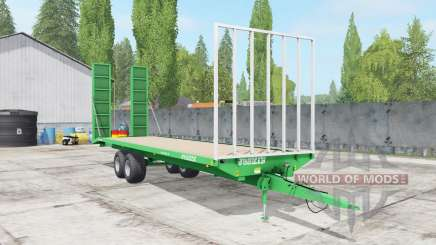 Joskin Wago LST8000&10000D12 for Farming Simulator 2017