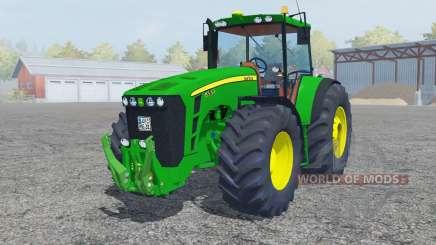 John Deere 8530 islamic green for Farming Simulator 2013