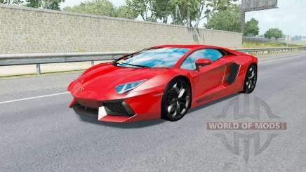 Sport Cars Traffic Pack v3.8 for American Truck Simulator