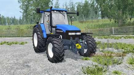 New Hollᶏnd TM 150 for Farming Simulator 2015
