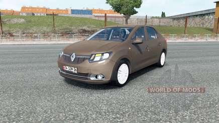 Renault Symbol 2012 for Euro Truck Simulator 2
