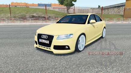 Audi S4 sedan (B8) 2009 for Euro Truck Simulator 2