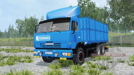 KamAZ-45143 trailer for Farming Simulator 2015