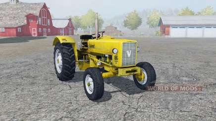 Valmet 86 id safety yellow for Farming Simulator 2013