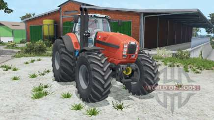 Same Vexatio 300 adjusting the steering column for Farming Simulator 2015