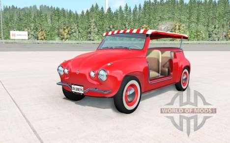 Autobello Piccolina Cherry for BeamNG Drive